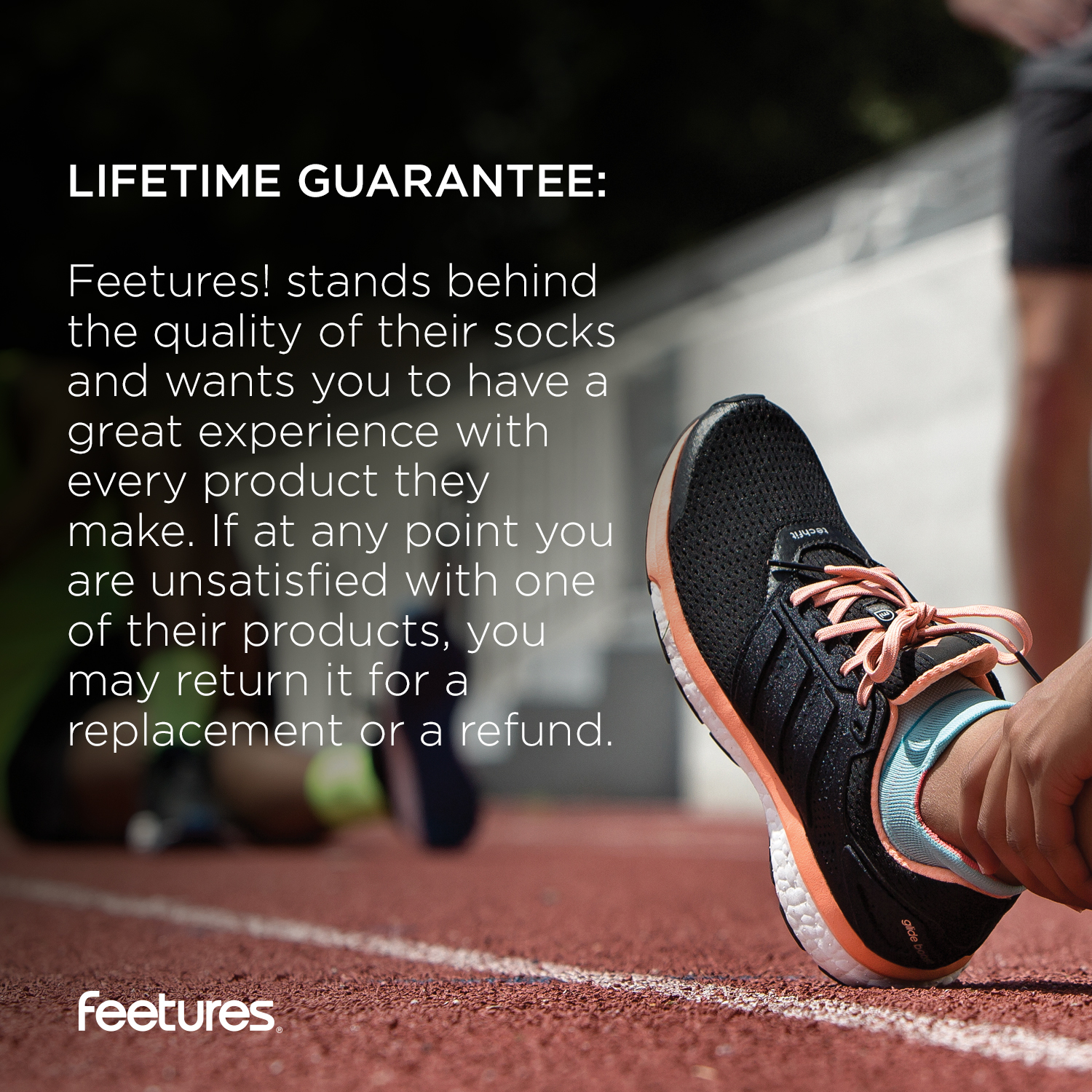 thumbnail 16 - Feetures-High-Performance-Ultra-Light-No-Show-Tab-Athletic-Running-Socks